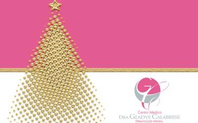 El equipo de Centro Médico  Dra. Gladys Calabrese  les desea  una muy feliz Navidad  y un  próspero Año Nuevo